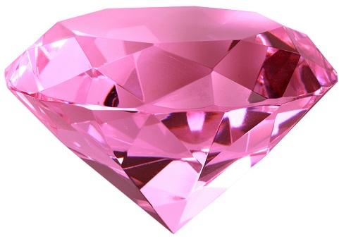 Resultado de imagen para diamante cor de rosa